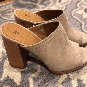FRYE Open-toed heels